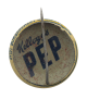 Kellog's Pep 391st Bombardment Squadron button back Advertising button museum
