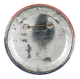 Apollo 11 First Men on the Moon button back Event Button Museum