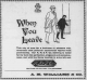 Advertisement from Dalles Daily Chronicle