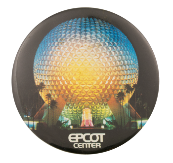 Epcot Center Entertainment Button Museum