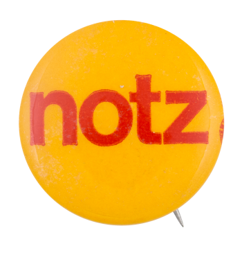 Notz Advertising Button Museum