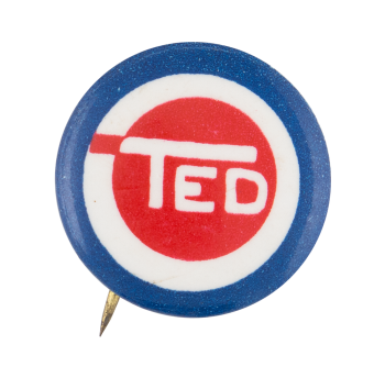 Ted Advertising Button Museum