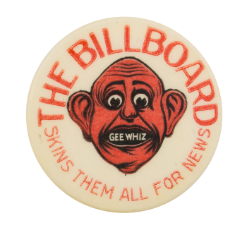 The Billboard Advertising Button Museum