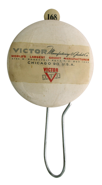 Victor Manufacturing and Gasket Company Innovative  Button Museum