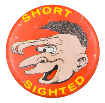 Short Sighted Art Button Museum