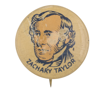 Zachary Taylor Art Button Museum