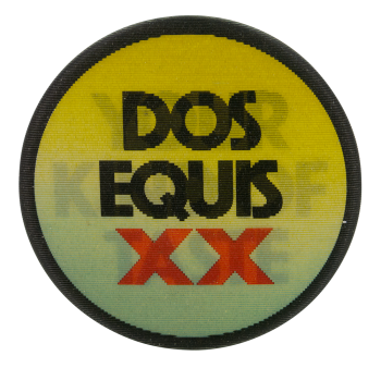 Dos Equis Beer Button Museum