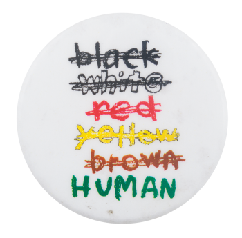 Human Cause Button Museum