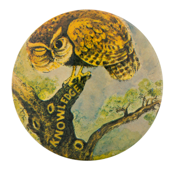 Knowledge Tree Cause Button Museum