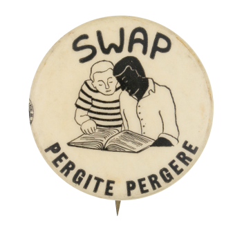 Pergite Pergere Cause Button Museum