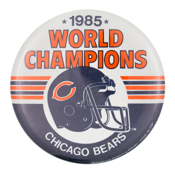 1985 World Champions Chicago Button Museum