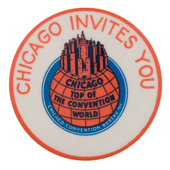 Chicago Invites You Chicago Button Museum
