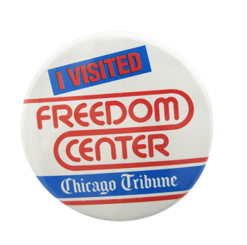 Freedom Center Chicago Button Museum