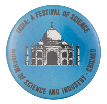 India A Festival of Science Chicago Button Museum