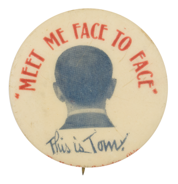 Meet Me Face To Face Chicago Button Museum