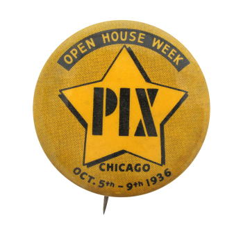 PIX Open House Week Chicago  Button Museum