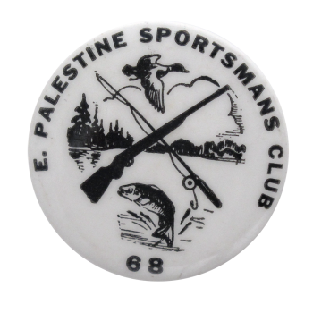 East Palestine Sportsmans Club Club  Button Museum