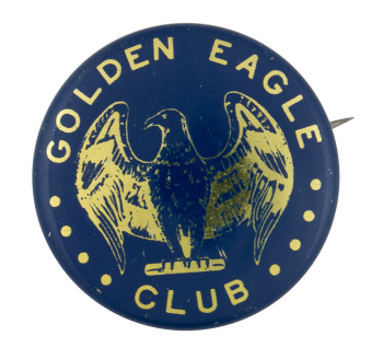 Golden Eagle Club Button Museum