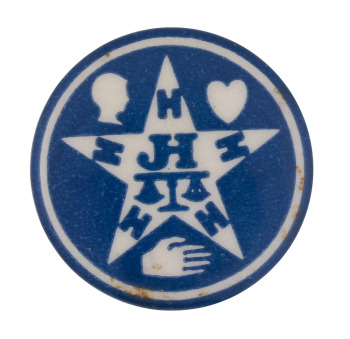 Head Heart Hand Club Button Museum