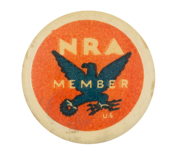 NRA Member Club Button Museum