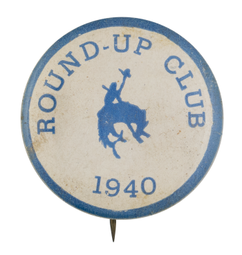 Round Up Club Club Button Museum