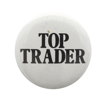Top Trader Club Button Museum