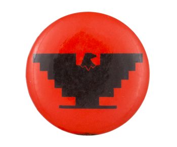 United Farm Workers Symbol Cause Button Museum