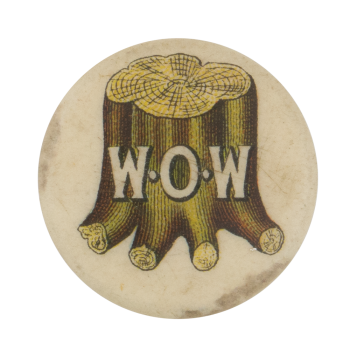 Woodmen Of The World Club Button Museum