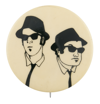 Blues Brothers Entertainment Button Museum