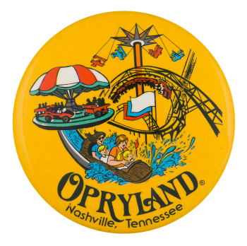 Opryland Entertainment Button Museum