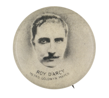 Roy Darcy Entertainment Button Museum