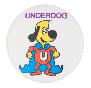Underdog Entertainment Button Museum
