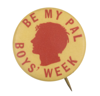Boys' Week Events Button Museum