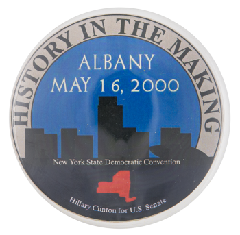 History in the Making Albany Event Button Museum