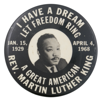 Let Freedom Ring Events Button Museum