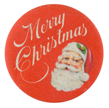 Merry Christmas Events Button Museum