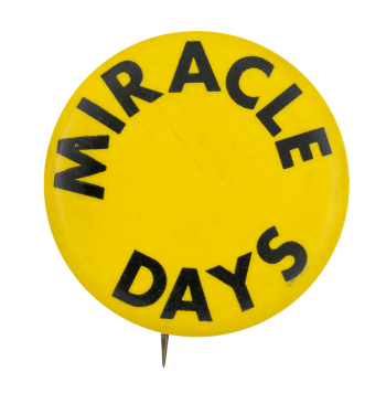 Miracle Days Event Button Museum