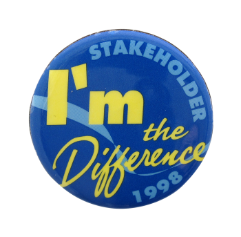 Stakeholder 1998 Events Button Museum