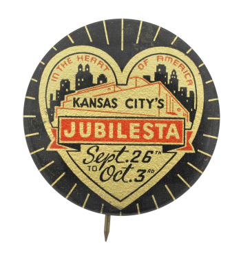 Kansas City's Jubilesta Events Button Museum
