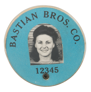 Bastian Brothers Company 12345 Innovative Button Museum