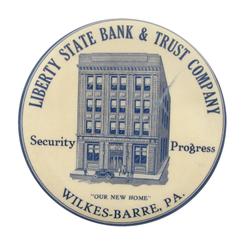 Liberty State Bank Innovative Button Museum