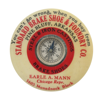 Standard Brake Shoe and Foundry Innovative Button Museum