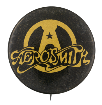 Aerosmith Music Button Museum