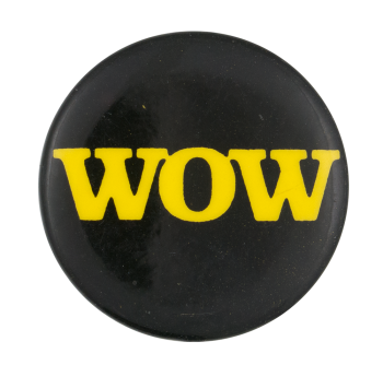 Bow Wow Wow Black 2 Music Button Museum
