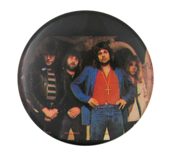 Ozzy Ozbourne Blizzard Group Music Button Museum