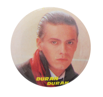 Duran Duran Andy Taylor  Music Button Museum