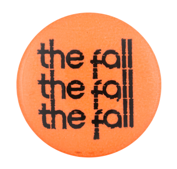 The Fall Music Button Museum