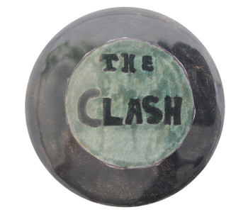 The Clash Music Button Museum