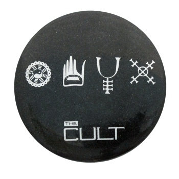 The Cult Music Button Museum