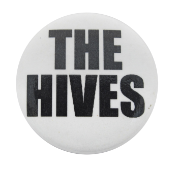 The Hives Music Button Museum